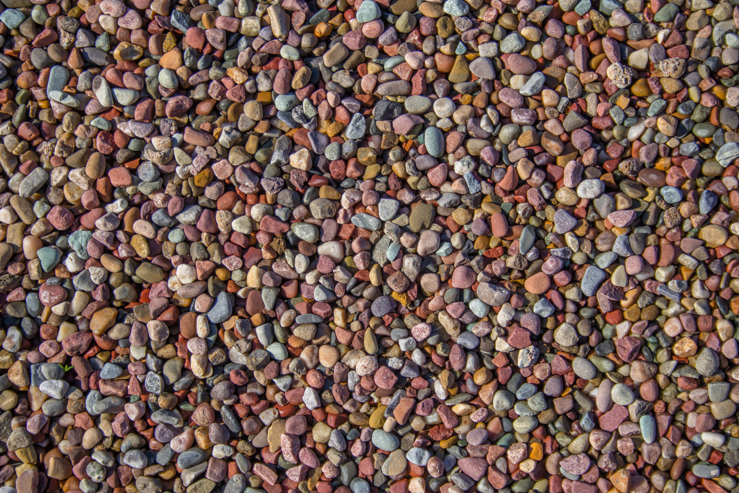 how to clean your garden gravel