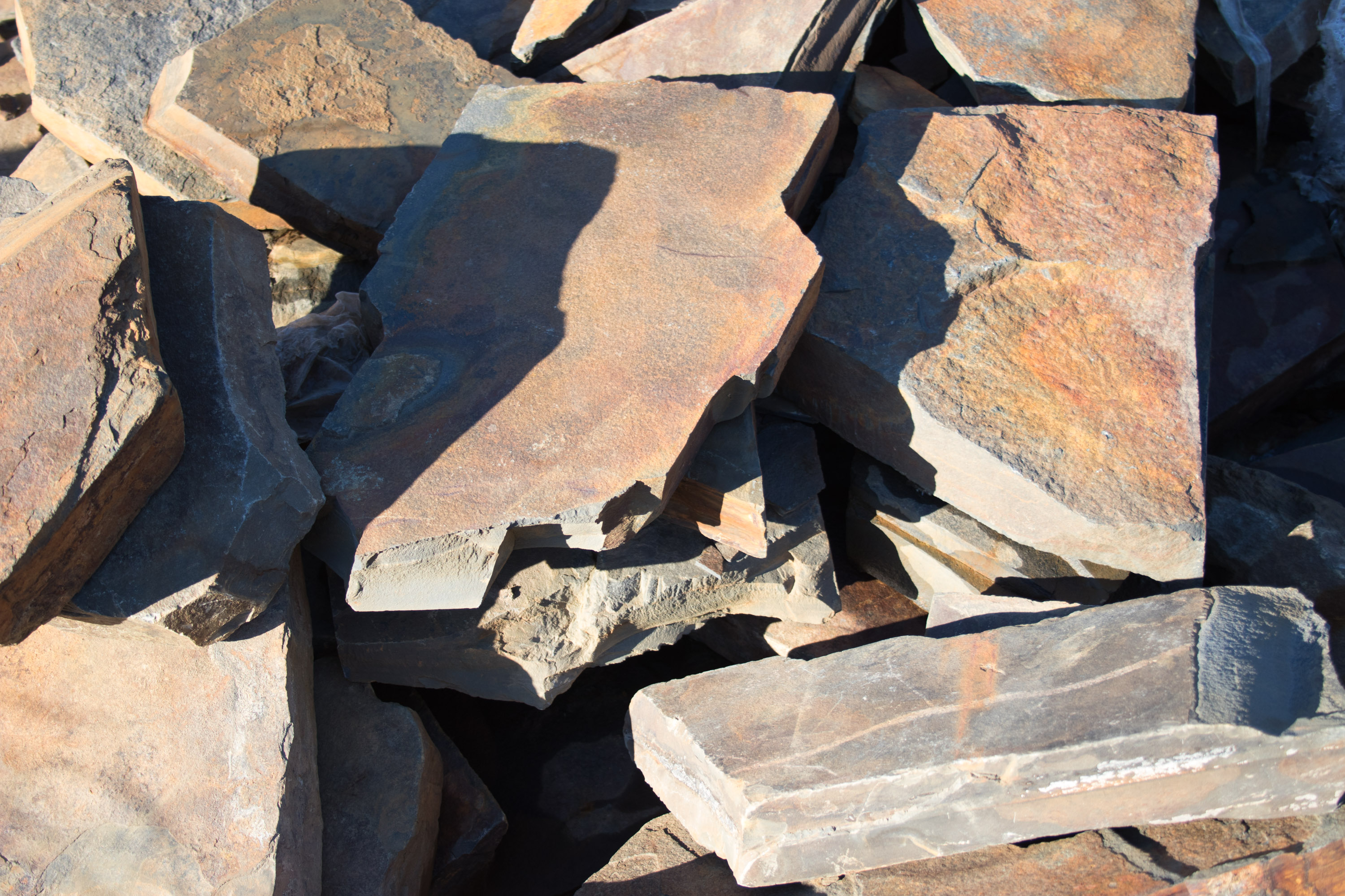 "Iron Mountain Slate 1"" - 1 ½"" Thick 