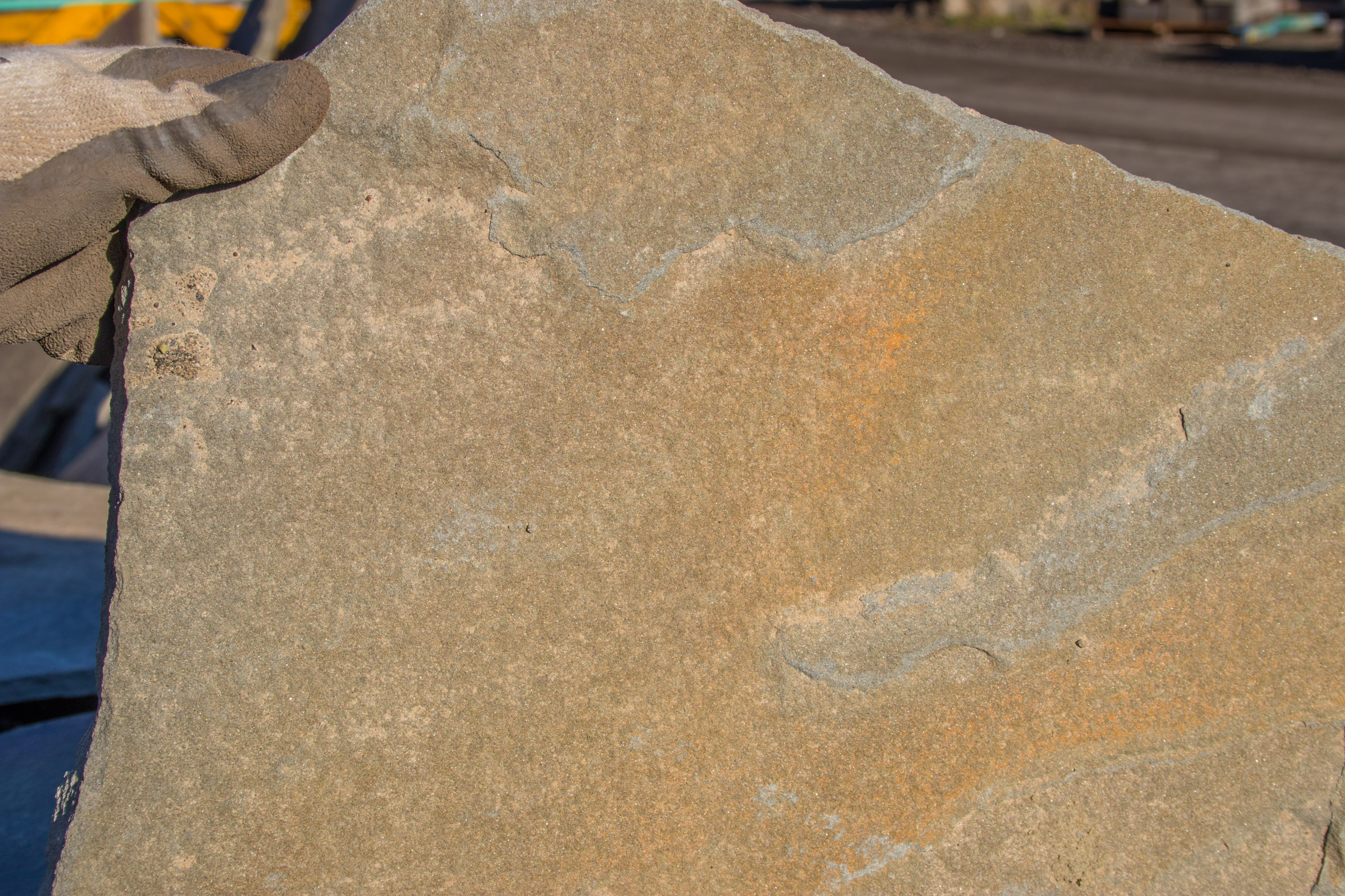"""Variegated Pennsylvania Blue Stone (Patio) 1"""" - 1 ½"""" Thick   1 ½"""" - 2"""" Thick"""